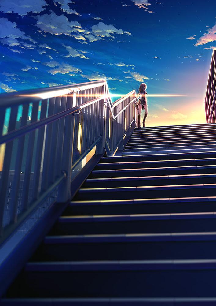 もし階段 Preview